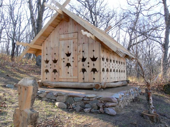 Погребальный домик кэрэн